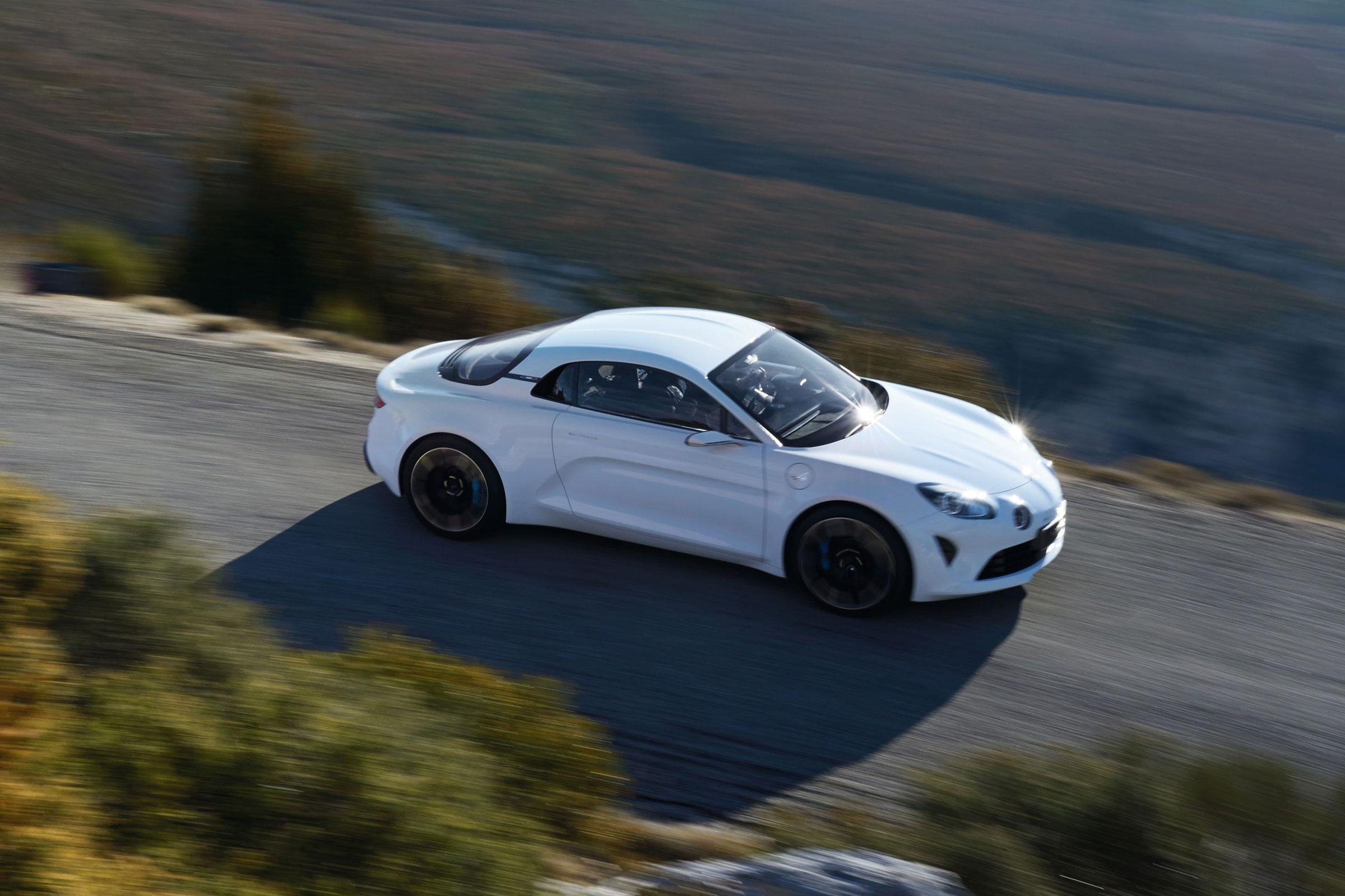 Studie Renault Alpine