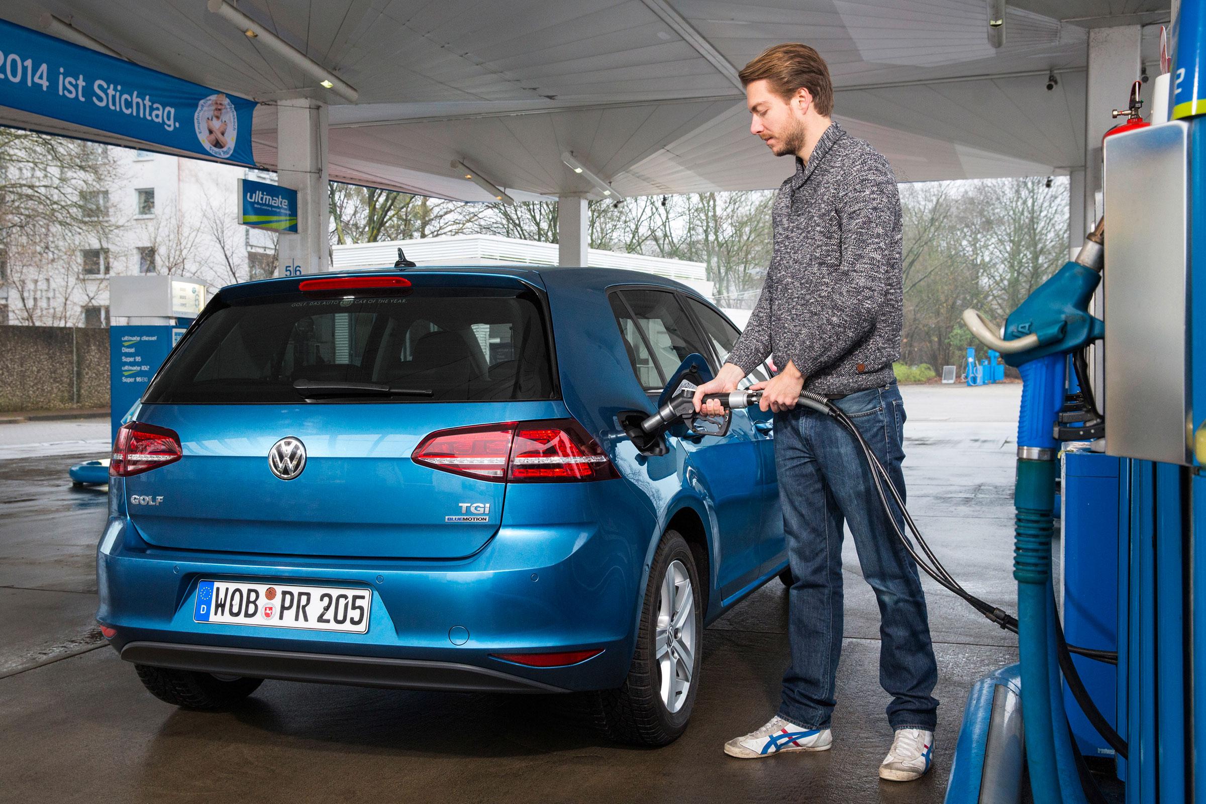 Wie sauber ist ein Erdgas-Auto?