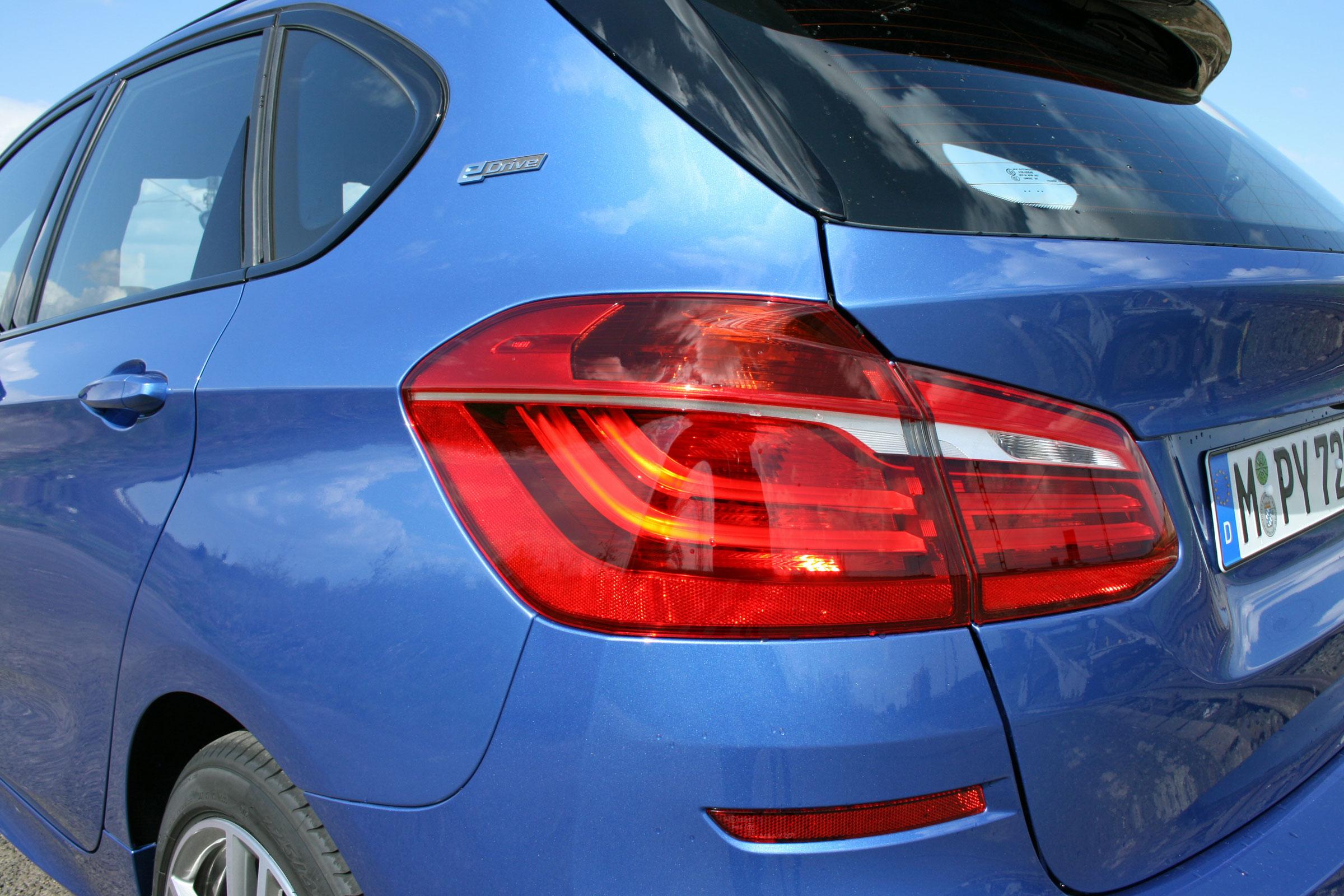 BMW i8, umgekehrt
