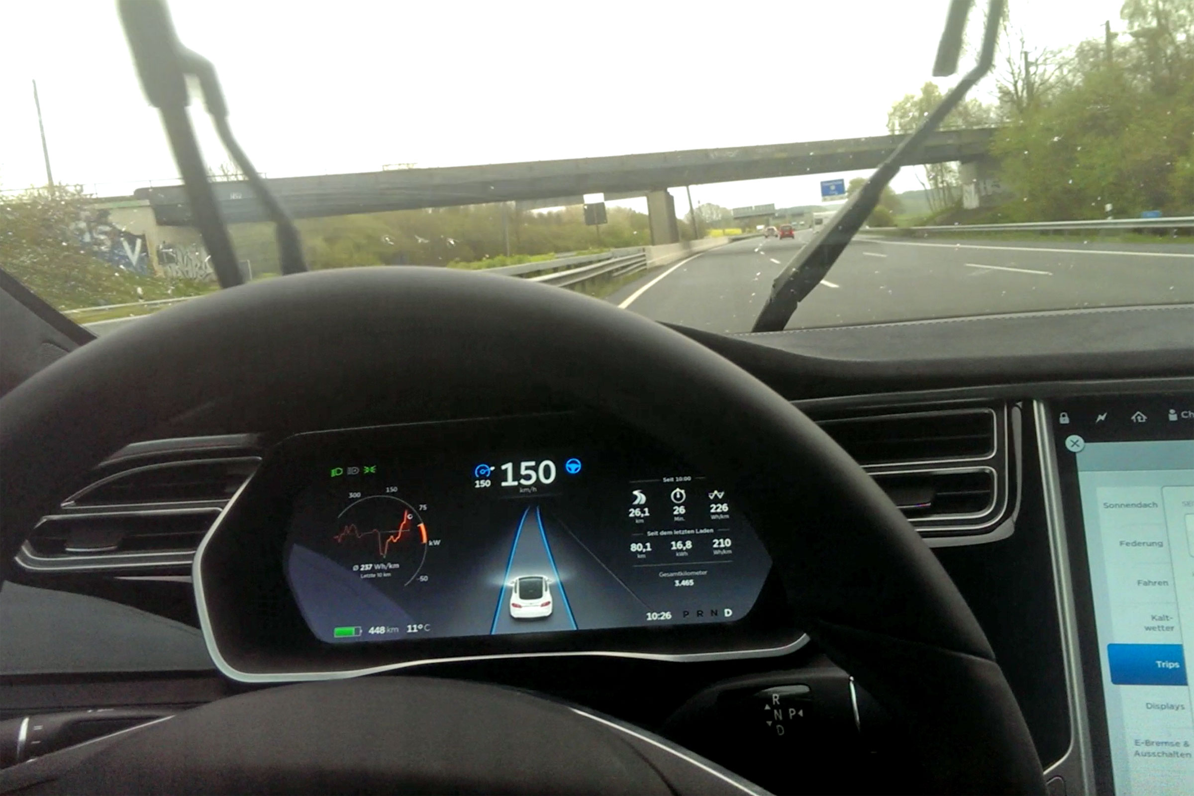Teslas Chauffeur