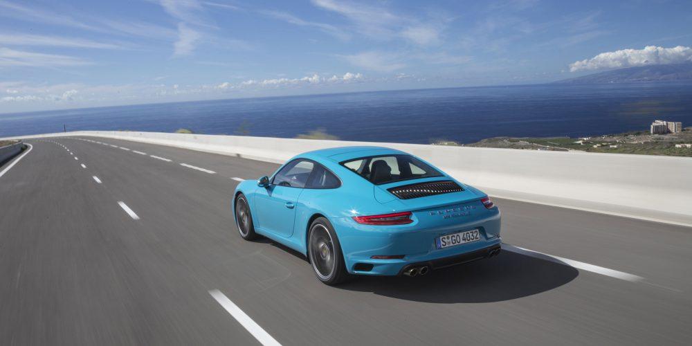 Symbolfoto-Porsche-Lärmvorschriften