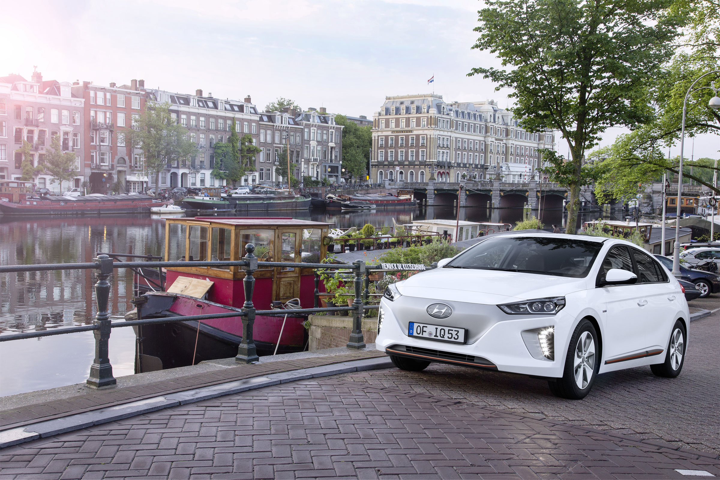 Ioniq-electric-Amsterdam