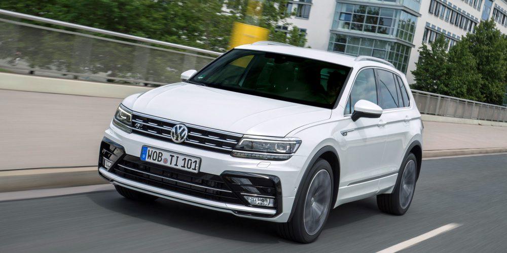 Volkswagen-Roadshow