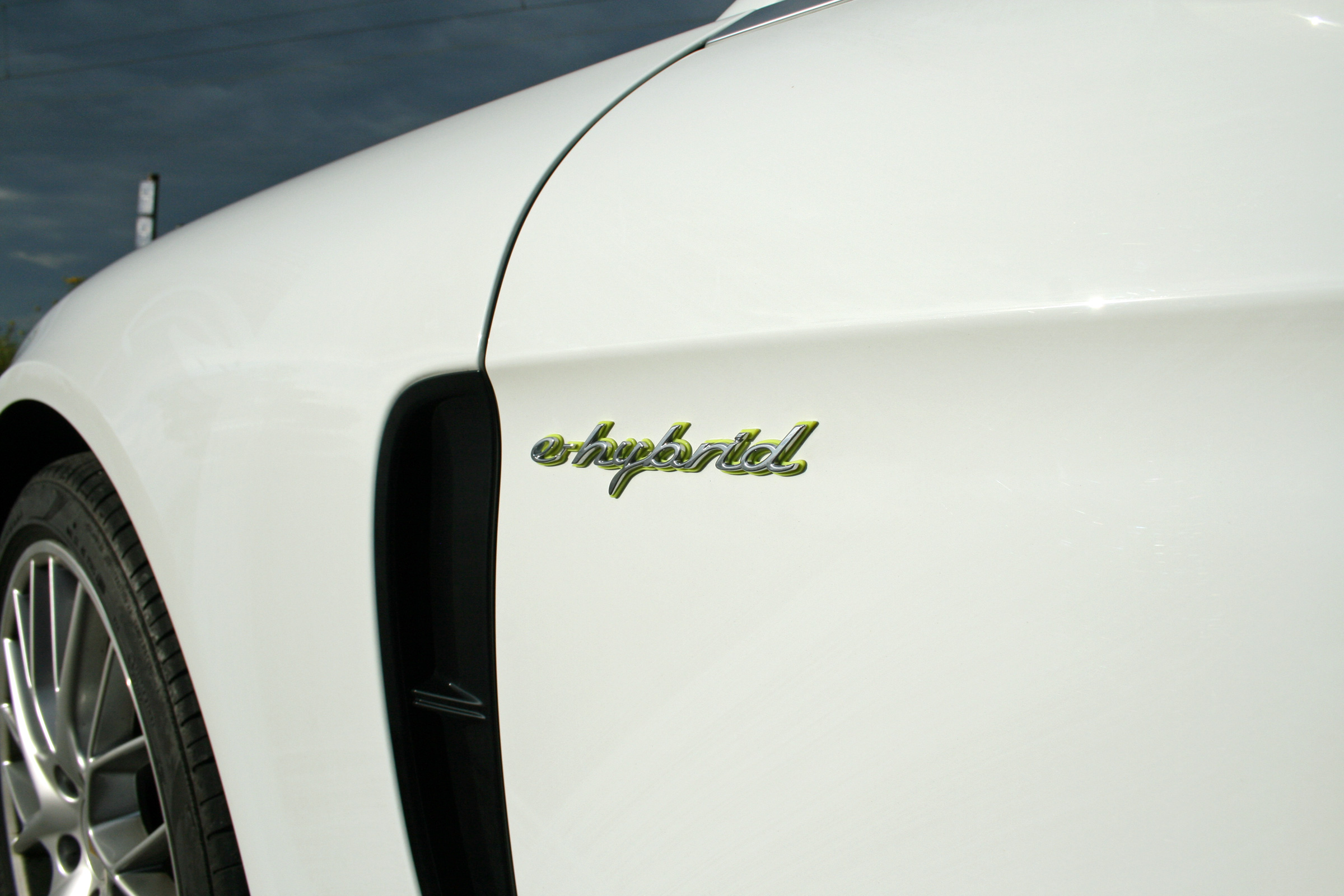 Porsche, elektrisch