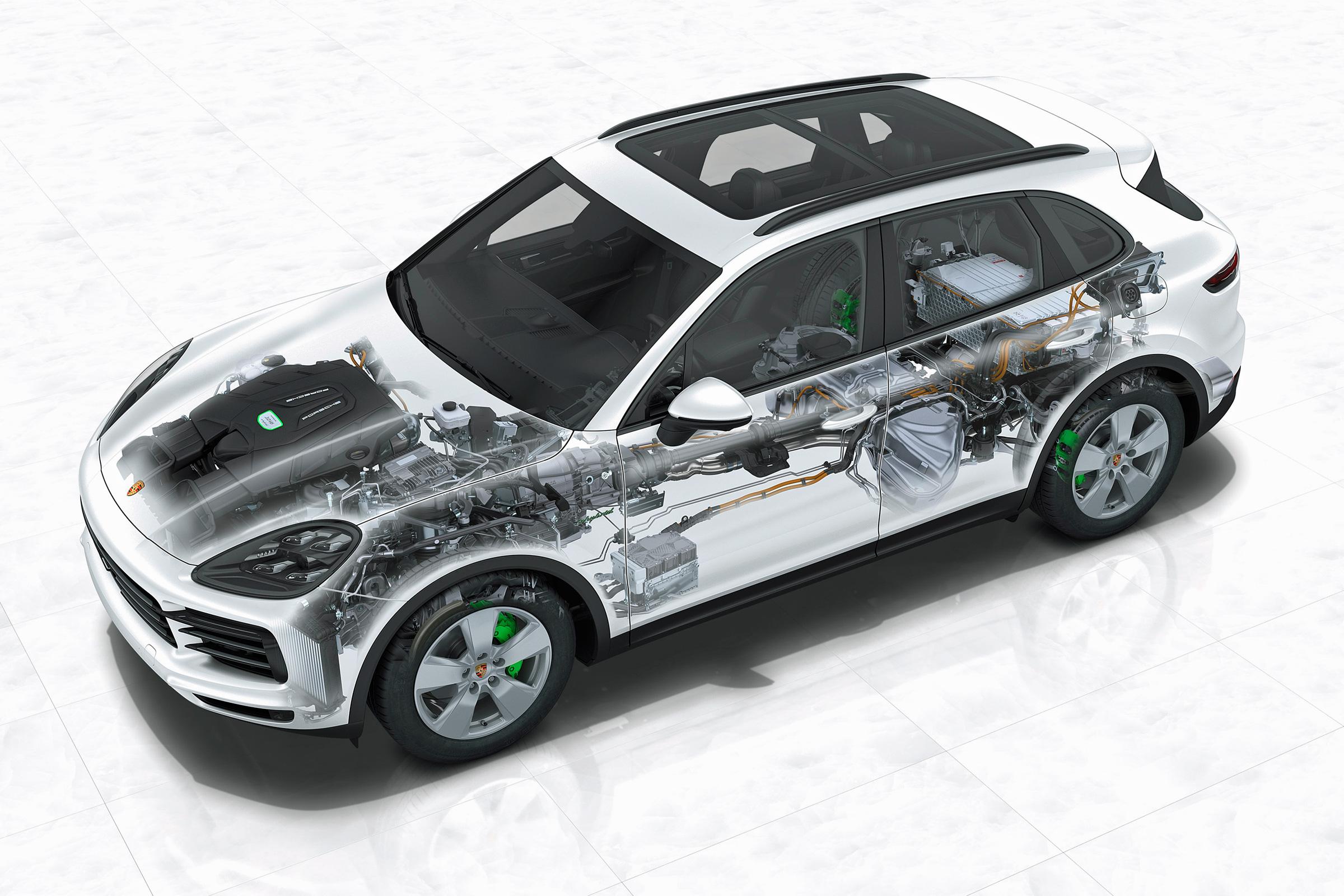 Porsche unter Strom
