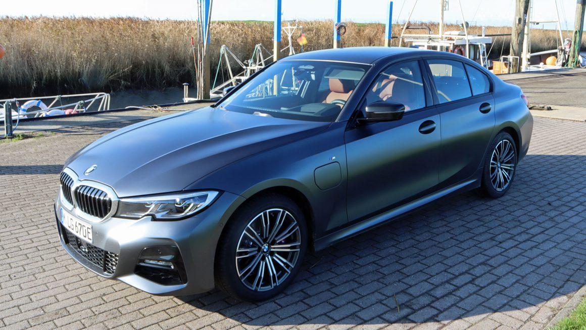 3er BMW auf E