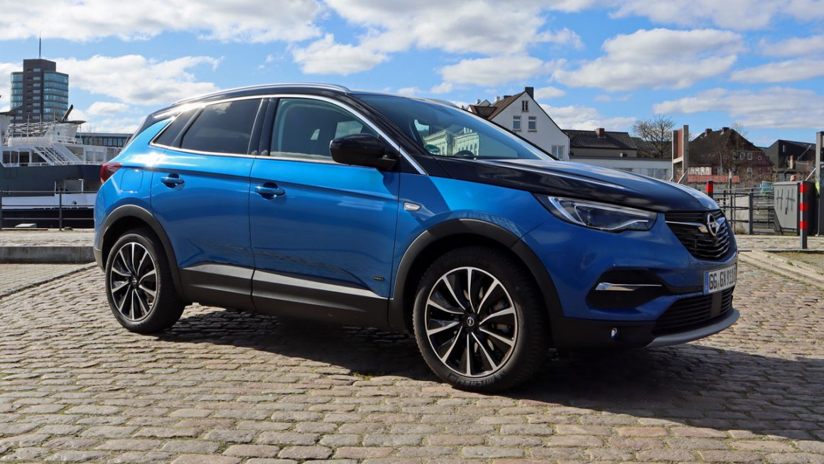 Opels hybrider Cruiser