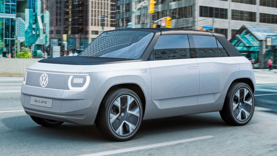 Volkswagens kommender Kleinwagen